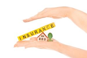 символическое изображение страхования имущества