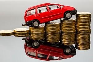 автомобиль в кредит-возрастающие затраты