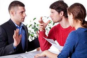 спор клиентов со страховым агентом