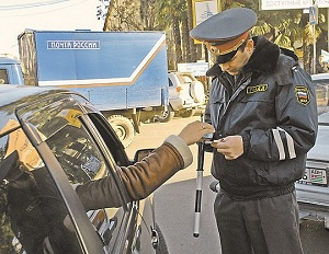 Инспекторы ДПС не имеют права требовать предъявить диагностическую карту