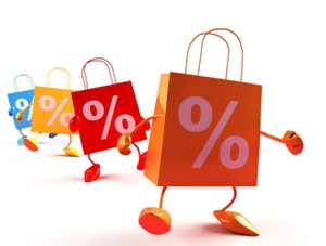 пакеты с процентами
