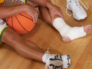 Травмы спортсменов профессионалов