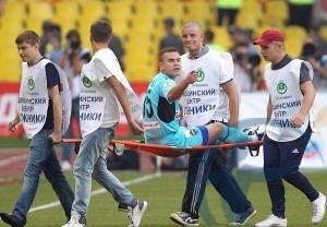 Травмы в футболе и страхование футбольных игроков