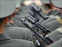 Страхование военнослужащих Российской Армии