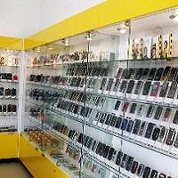 магазин с телефонными аппаратами