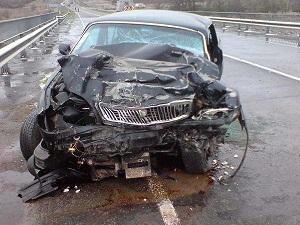 гибель автомобиля