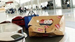 повреждение багажа